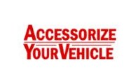 Accesorize Your Vechicle promo codes