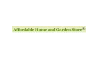 Affordable Home And Garden Store Promo Codes