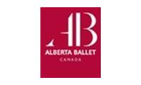 Alberta Ballet promo codes