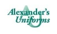 Alexander's Uniforms Promo Codes