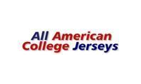 All American College Jerseys promo codes
