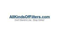 All Kinds Of Filters promo codes