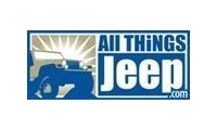 All Things Jeep promo codes