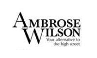 Ambrose Wilson promo codes