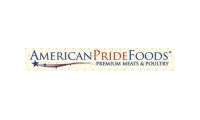 American Pride Foods promo codes