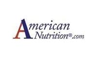 Americannutrition promo codes