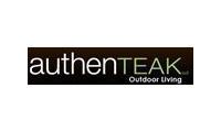 AuthenTEAK promo codes