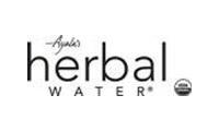 Ayala's Herbal Water promo codes