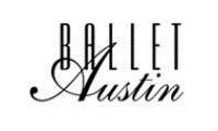 Ballet Austin promo codes