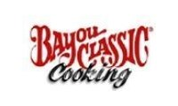 Bayou Classic Cooking promo codes