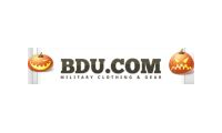 BDU promo codes