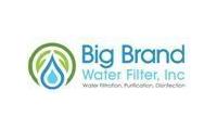 Big Brand Water Filter promo codes