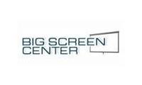 Big Screen Center promo codes