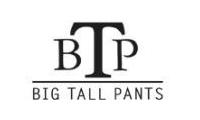 BigTallPants promo codes