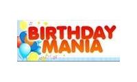 Birthday Mania promo codes