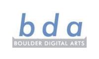 Boulder Digital Arts promo codes
