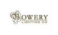 Bowery Lighting Company promo codes