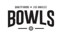 Bowls promo codes