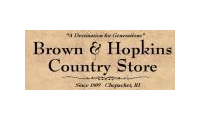 Brown & Hopkins Country Store Promo Codes