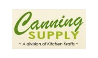 Canning Supply Promo Codes