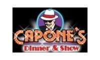 Capone's Dinner & Show Promo Codes