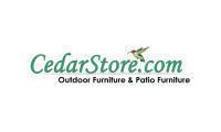 Cedar Store promo codes