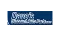 Dave's Discount Auto Parts promo codes