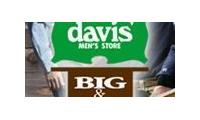 Davis Mens Store promo codes