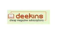 Deekins promo codes