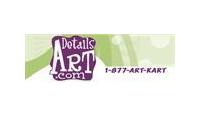 Details Art promo codes
