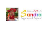 discoverartwithsandra Promo Codes