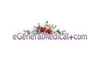 EGeneral Medical promo codes