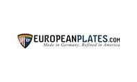 Europeanplates promo codes
