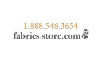 Fabrics Store promo codes