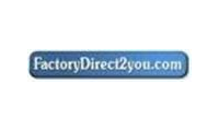 Factory Direct 2 You promo codes