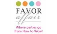 FavorAffair promo codes