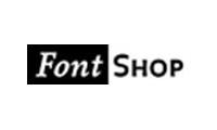 FontShop promo codes