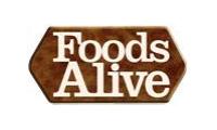 Foods Alive promo codes