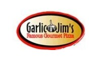 Garlic Jim's Famous Gourmet Pizza Promo Codes
