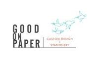 Goodonpaperdesign promo codes