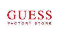 Guess Factory promo codes
