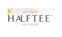 Halftee promo codes