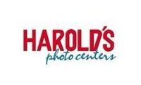 Harold's Photo Centers promo codes