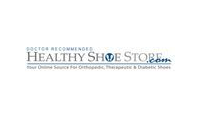 Healthy Shoe Store promo codes