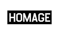 Homage promo codes