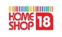 HomeShop18 promo codes