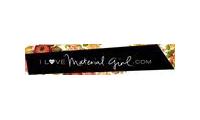 I Love Material Girl promo codes