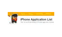 IPhone Application List promo codes
