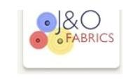 J And O Fabrics promo codes
