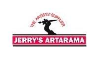 Jerry''s Artarama promo codes